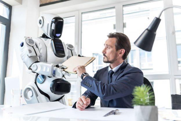 Übernimmt der Roboter Ihre Arbeit?